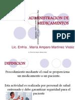 Admin is Trac Ion de Medicamentos Amparo