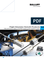 Positioning Flight Simulator Brochure