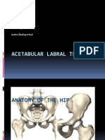 Test Assess Hip Labral ODLICNO