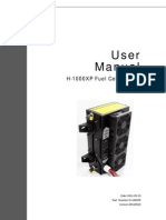 Horizon User Manual
