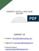 c2_static Load Case Editor [Compatibility Mode]