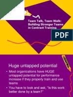Building Stronger Teams 308