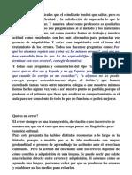 ERROR SEMINÁRIO PRT 2