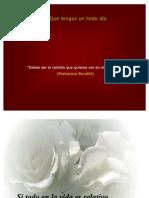 Rosas Blancas...!