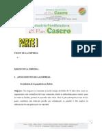 Industria El Pan Casero