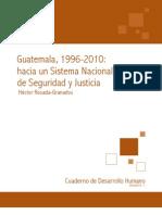 Seguridad en Guatemala