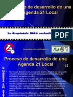 Proceso de Desarrollo de Una Agenda 21 Local