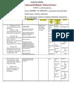 Plan Semanal II to 2011 Episcopal