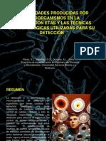 Enfermedades as Por Microorganismos en La Alimentacion Etas