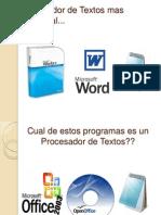 Procesador de textos