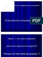 Chistes de Argentinos...!