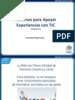 Recursos Apoyo Experiencias Con TIC Adapt Ada)
