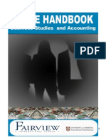 IGCSE Business Studies & Accounting Handbook