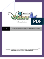 Manual de Mantis Bug Tracker - Usuario 1