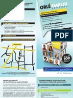 Orleemploi Flyer 10x21 Bd