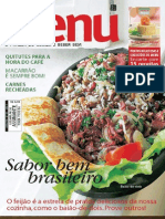 Revista Menu Abril Ether No]