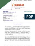 4_Delirio Crónico Magnan y Serieux