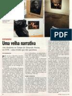 Arte Moderna No Tempo de Fernando Pessoa, CCB, Visao, 29 Janeiro 1997