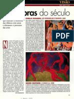 As obras do século, Visao 1999