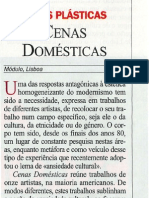 Cenas Domestic As, Visao, 21 Setembro 1995