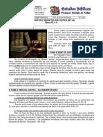 LIÇÃO 06 - EBD - OS FAMINTOS E SEDENTOS POR JUSTIÇA _MT 5.6_ impresso