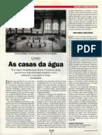 Clara Azevedo e Lucia Vasconcelos. Por. Visão, 28.12.1995