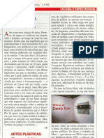 Denis Masi. Por. Visão,  12.06.1996