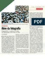 Deslocações - from here to there. Por. Visao, 18.12.1997