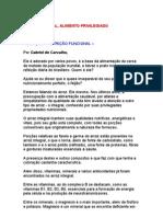 Arroz Integral Alimento Privilegiado - Gabriel de Carvalho - Nutrição Funcional