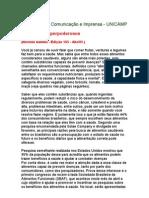 Alimentos Superpoderosos - Revista Galileu - Edição 165 - Abr05