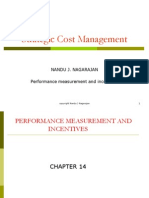 Cba Macc Mba Scm Performance Measurement and Transfer Pricing 2011(1)