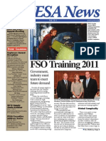 PESA News - Fall 2011