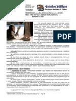 LIÇÃO 07 - EBD - MISERICÓRDIA – UMA ESTRADA DE MÃO DUPLA  _MT 5.7_ impresso