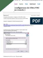 Instalacao e Configuracao Do Ultra VNC e Ddns