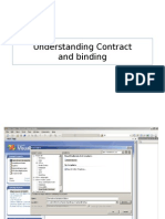 Understanding Contract and Binding