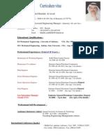 Mail  My CV
