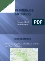 Los Pueblos Antiguos Francisco II