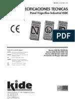 Manual Paneles