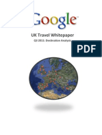 Whitepaper_Destination Analysis Q3 2011
