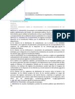 LEY 136 de 1994 Concejos y Municipios