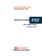 Apostila Waldir Ladeira - Teoria Da Contabilidade