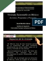 Vivienda Sustentable Mexico Marillon Galvez Unam