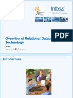Overview of RDBMS Technology