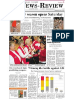 Vilas County News-Review, Nov. 16, 2011 - SECTION A