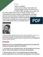 Revisão sociologia UEL