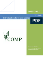 YCOMP Introduction to School Composting Manual 2011-2012 11.11