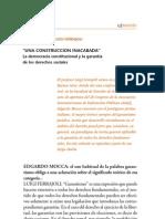 Entevista Con Luigi Ferrajoli