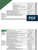 Indices evaluación 1º Primaria MATEMATICAS