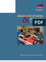 Grad Studies Booklet
