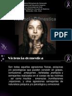 Violencia Domestica y Maltrato Infantil